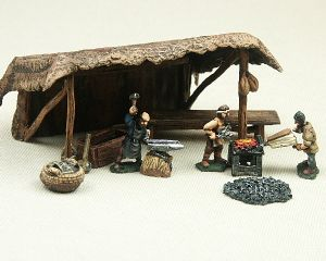 CB07 Field Blacksmith Basic Set